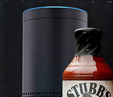 Stubb's Amazon Alexa